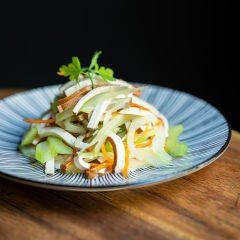 ensalada tofu apio