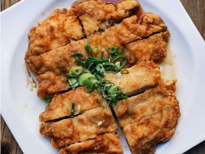 pollo cruj